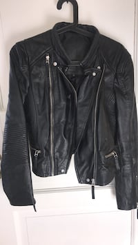 Leather jacket from GIGNO NERO