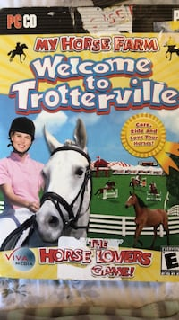 My horse farm- welcome to Trotterville PC game Solon, 44139