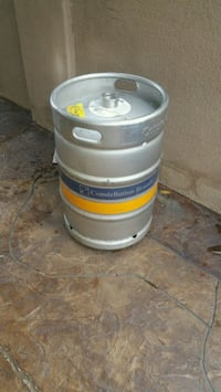 Beer keg Modelo  Downey
