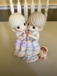 Precious moments figure. They will know us by our Love Toronto, M9P 1C8