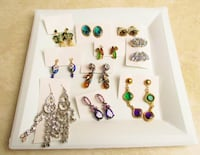 10 pairs earrings for $5 Guelph