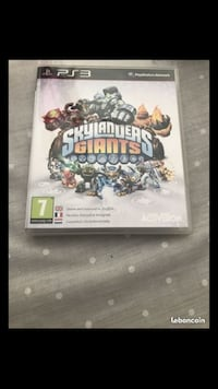 Boite de jeu PS3 Skylanders Giants Saint-Just-Saint-Rambert, 42170