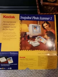 kodak snapshot photo scanner 1 box Barrie, L4M 7B6