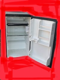 white single-door refrigerator Madera, 93638