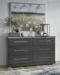 Steelson Gray Dresser Houston, 77036