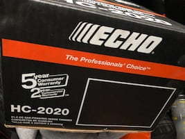 ECHO HC-2020 Hedge Trimmer