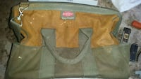 Large tool bag with assorted hand tools Blanchard, 73010