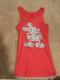 red and gray floral tank top Red Deer, T4R 3N1