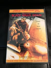 Black Hawk Down DVD (Still original factory sealed)