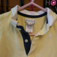 women's yellow and black dress shirt Independence, 70443