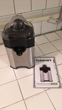 Cuisinart Citrus Juicer Montclair, 91763