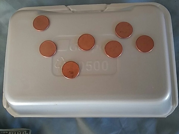 Unstamped pennies