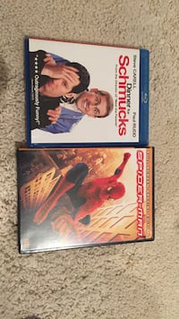 Schmucks and Spider-Man movie cases Houma, 70364