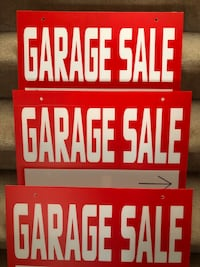 garage sale 109 Panamount gdns nw Calgary Saturday and Sunday  Calgary