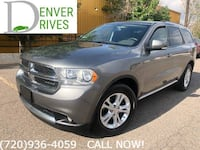 2011 Dodge Durango Crew AWD Very Clean SUV Westminster