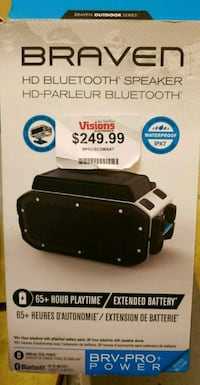 Braven HD bluetooth Winnipeg, R2L 0H6