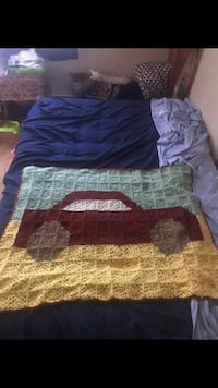 Crochet car blankets half the size of a full matters Linthicum Heights, 21090