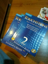 Touchstone 2 students book + guide