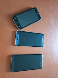 due smartphone Samsung Android neri 7443 km