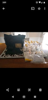 Medela bag and accessories Murfreesboro, 37128