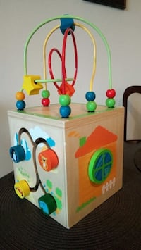 Activity cube for kids Toronto, M9A 4M6