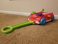 Fisher price toddler red and green plastic truck Frederick, 21702