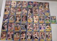 41 Baseball Cards... $5 Firm For All Cards. Calgary