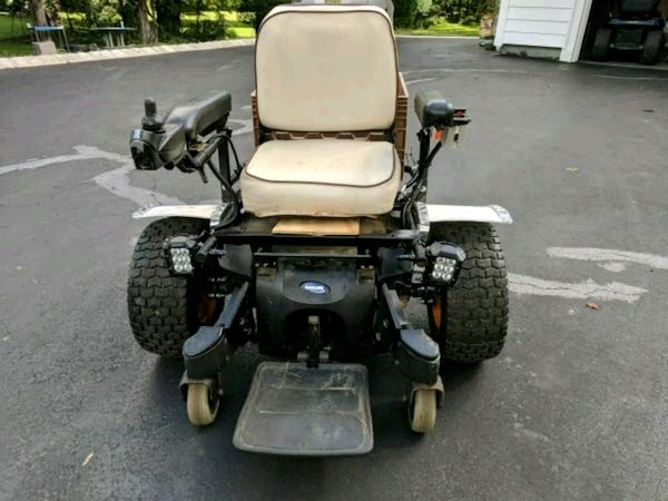 OffRoad Kickass Custom Mobility Scooter