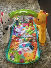 baby's multicolored activity gym Vaughan, L6A