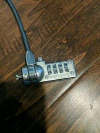 Laptop Computer Lock Cable