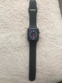 space black aluminum case Apple Watch with black sports band Alexandria, 22304