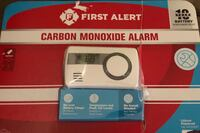 FIRST ALERT CARBON MONOXIDE ALARM 10 YEAR MULTI FUNCTION, NEW Palmdale, 93552