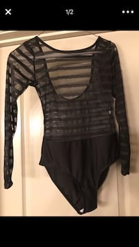 black and gray striped long-sleeved shirt Fresno, 93720