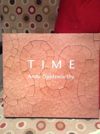 Time by artist Andy Goldsworthy