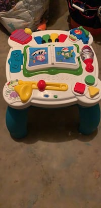 Play table Washington, 20032