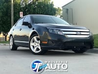 2011 Ford Fusion Black Tulsa, 74146