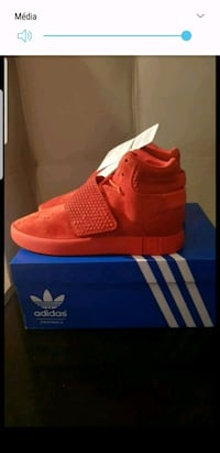 Adidas tubular invader triple red Bagneux, 92220