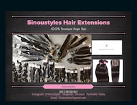 Hair extensions  Washington