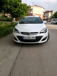 2015 Opel Astra Istanbul