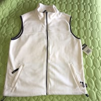 New Women Fleece Vest Size Medium Fairfax, 22033