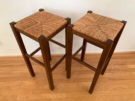 Two new barstools
