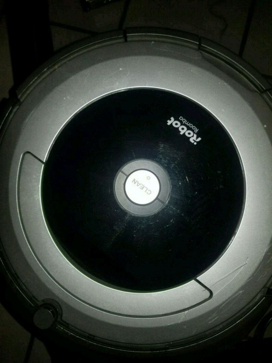 round black and gray iRobot Roomba for sale  Prescott Valley