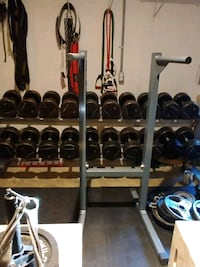 Commercial Cemco dumbbells Knoxville