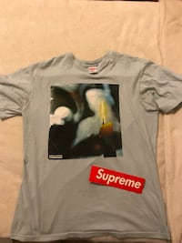 Supreme Candle T shirt Los Angeles, 90034