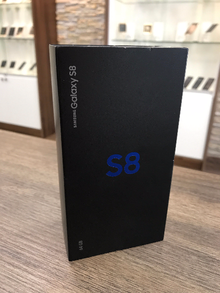 Samsung Galaxy s8 plata 64GB