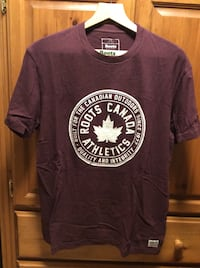 Winter weight Men's Large Roots T Otonabee-South Monaghan, K0L
