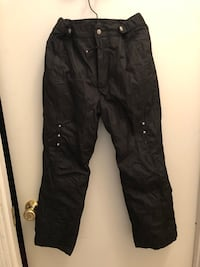 Kids cold weather proof pants. Kids girls size 7/8 Vacaville, 95687