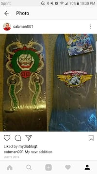 1999 Powell & Peralta MASK deck  Humble, 77346