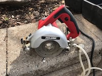 Red and white skilsaw circular saw Boonsboro, 21713
