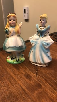 Disney  Alice and Cinderella figurines Fairfax, 22031